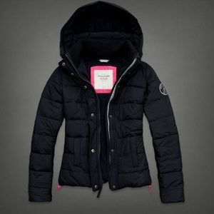 Abercrombie & Fitch Dawn Puffer Jacket